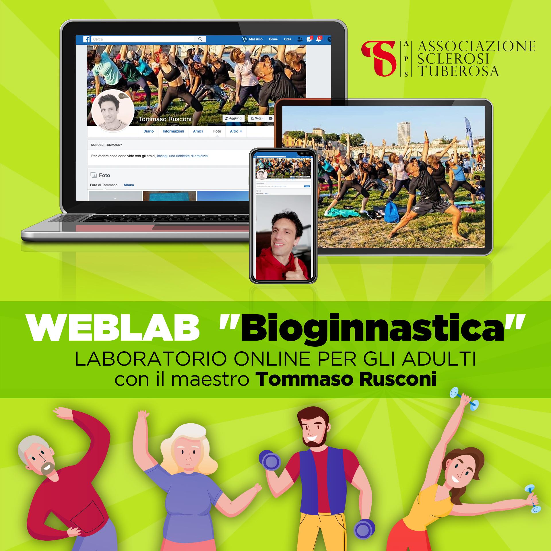 Weblab di bioginnastica