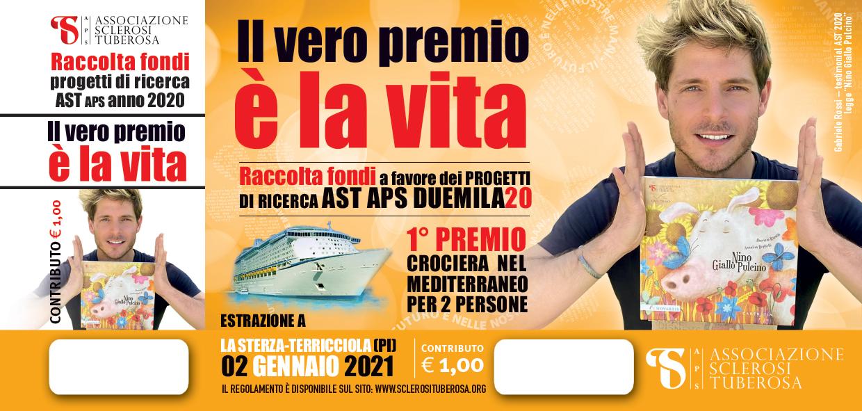 Numeri estratti Lotteria ed.2020 1