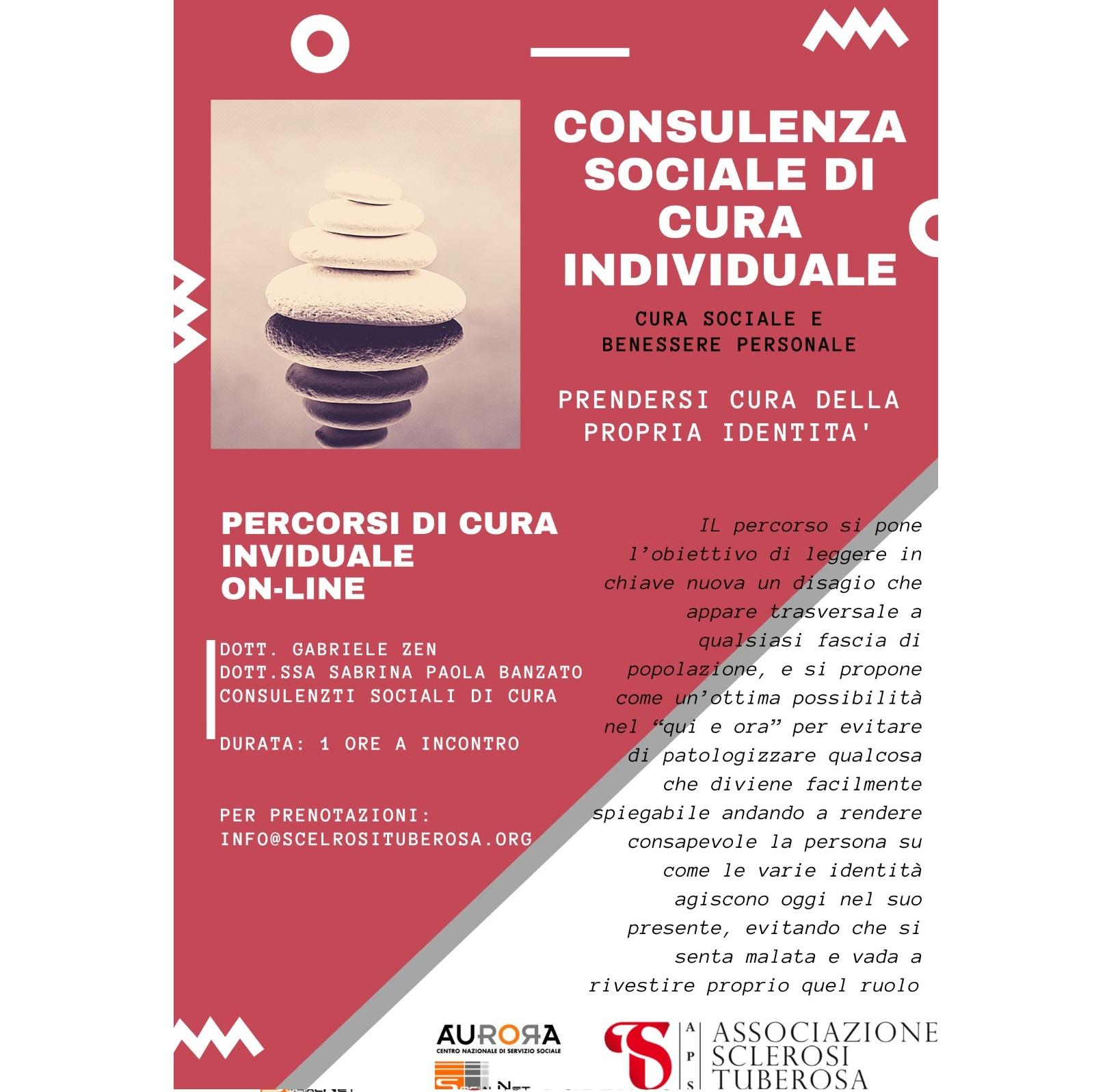 Consulenza sociale di cura individuale 1