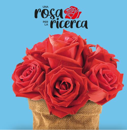 """""""Una Rosa per la Ricerca"""" 2021 - Raccolta fondi virtuale contro la Sclerosi Tuberosa 1"""